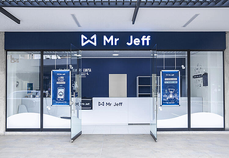 mr jeff laundry franchise