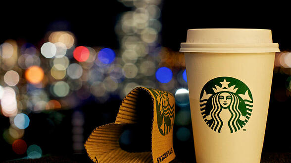 best investment franchise - starbucks